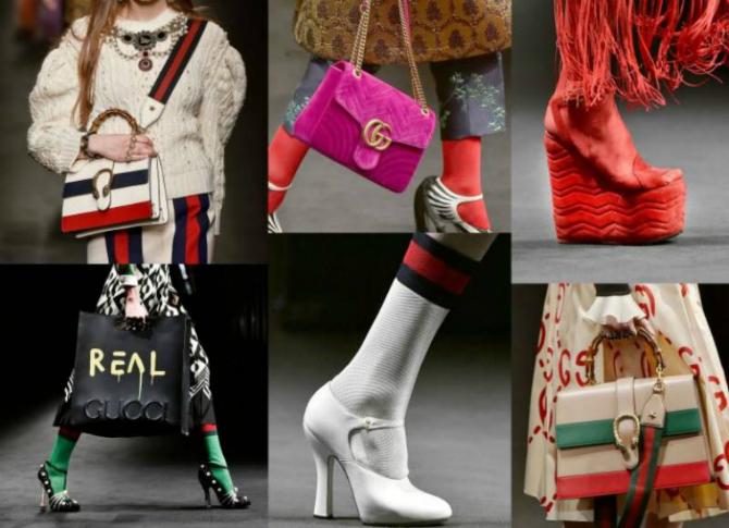 Kolaz Nedelja mode u Milanu 2016: Sasvim drugačija kolekcija brenda Gucci