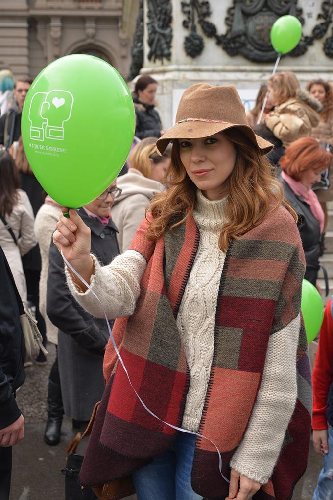 Lena Bogdanovic Obeležen Svetski dan dece obolele od raka
