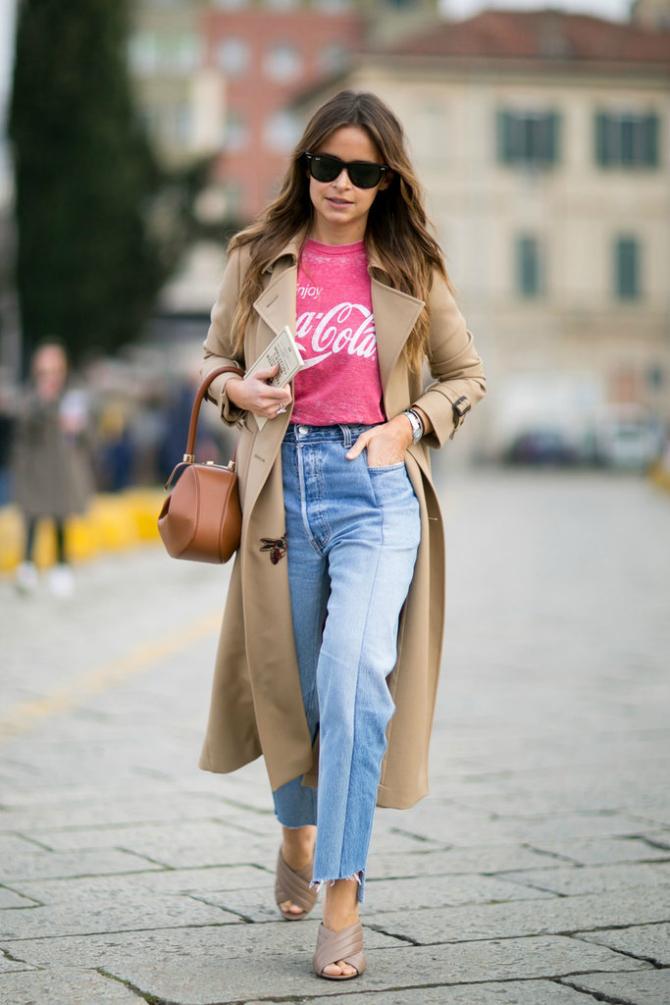 Mira 1 Street Style: Nedelja mode u Milanu