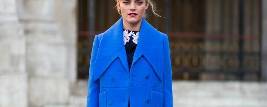 Kako da elegantno nosite kraljevsko plavu