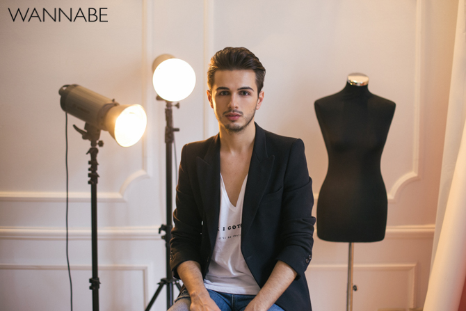 Nemanja Ivanisevic intervju Wannabe magazine a1 Intervju: Nemanja Ivanišević, stilista i modni dizajner