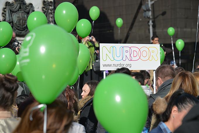 Nurdor Obeležen Svetski dan dece obolele od raka