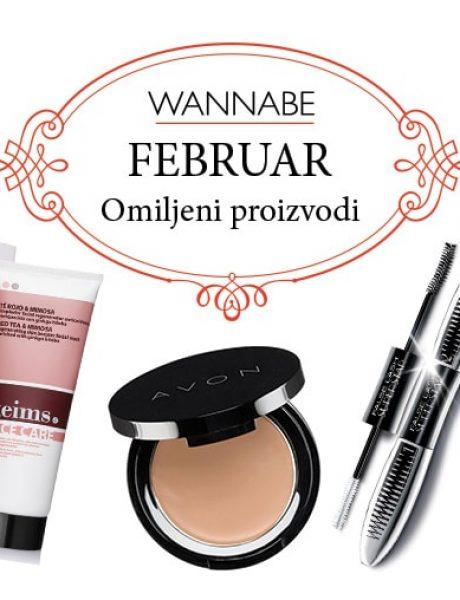 Omiljeni proizvodi za februar