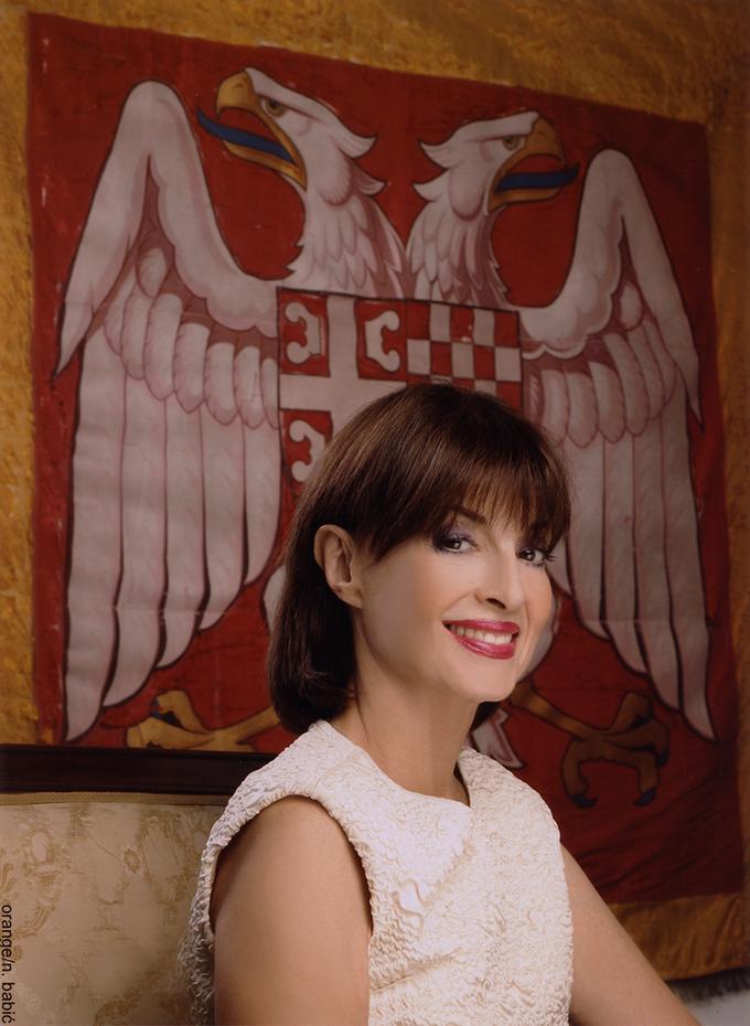 Princeza Jelisaveta Kneginja Jelisaveta Karađorđević otvara Moj festival