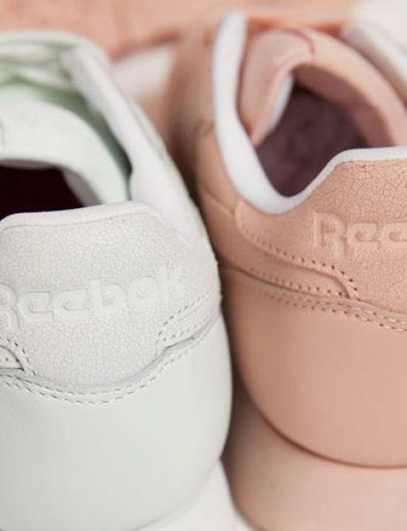 Ženstveni Reebok Classic model ovog proleća u novim trendi bojama