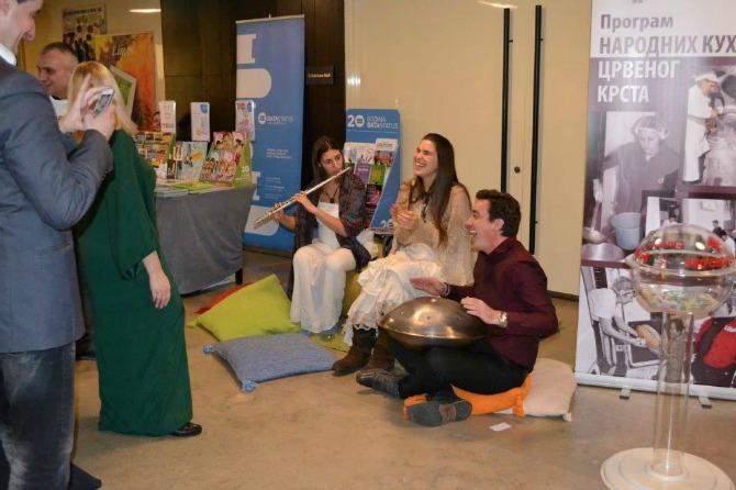 Sinisa Ubovic s DUSOM Humanitarna manifestacija MOJ FESTIVAL nadmašila očekivanja!