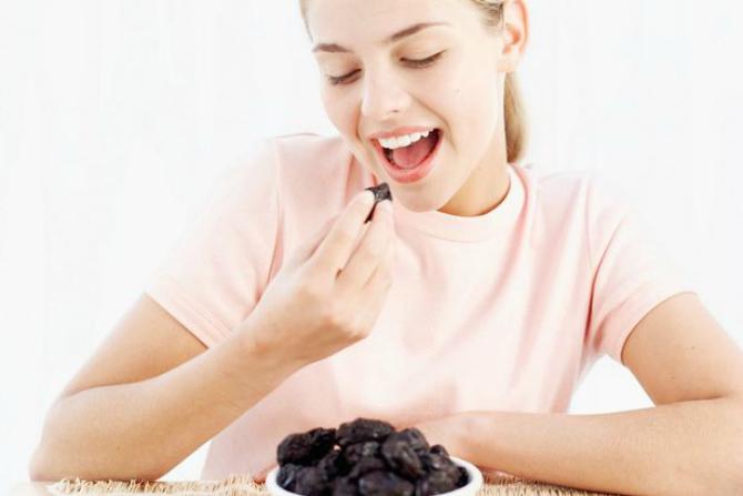 Sljive Suvo i kandirano voće: Vaša ENERGIJA za zimu