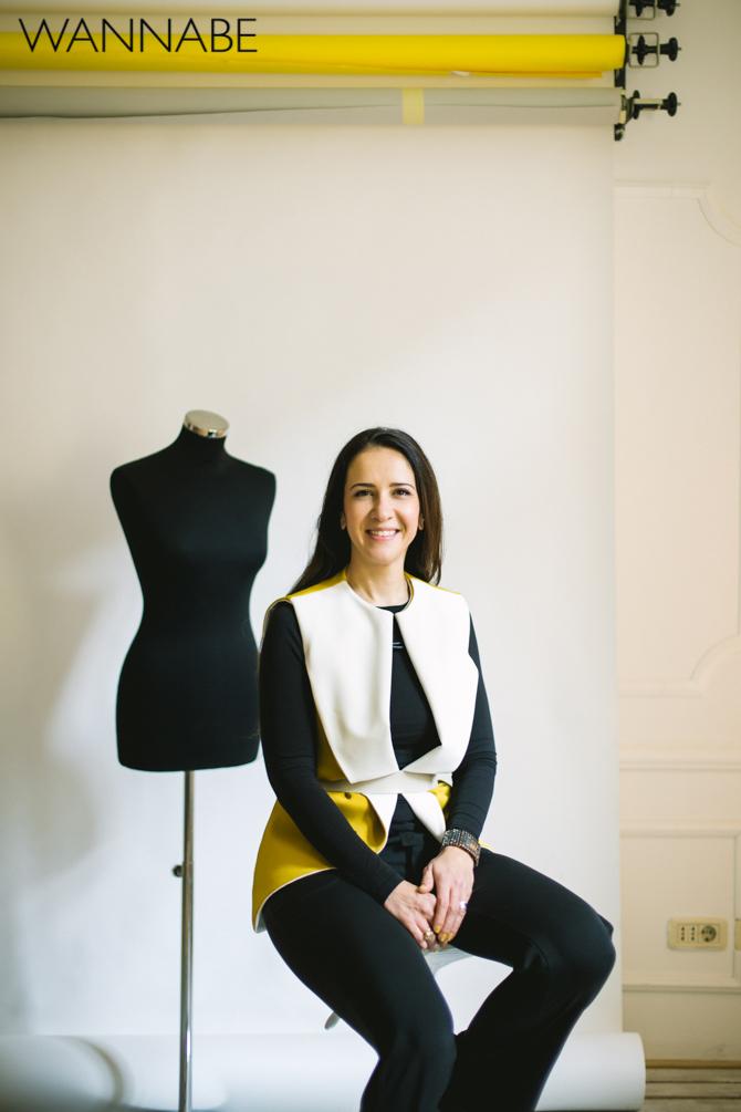 Svetlana Jacovic Wannabe magazine intervju 1 Intervju: Svetlana Jaćović, modna dizajnerka