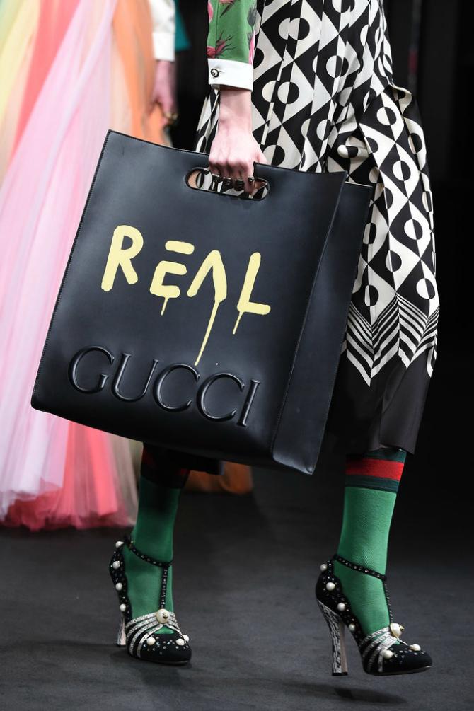 Zeleno1 Nedelja mode u Milanu 2016: Sasvim drugačija kolekcija brenda Gucci