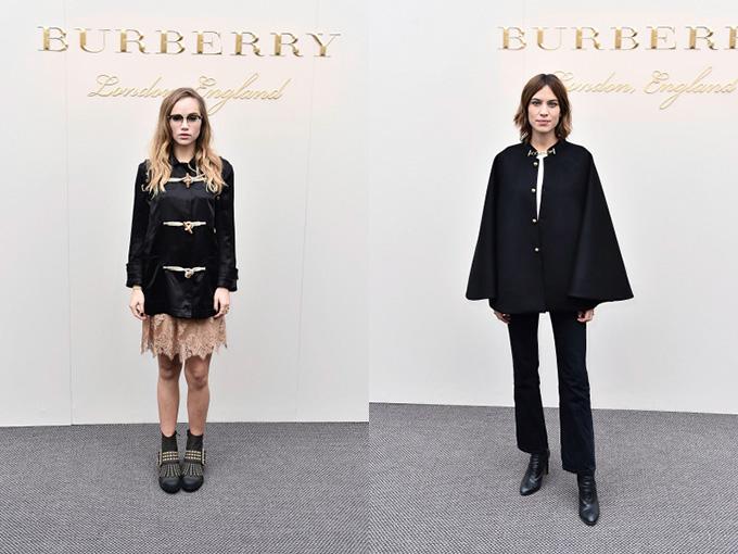 bur1 A Patchwork – nova Burberry kolekcija za žene