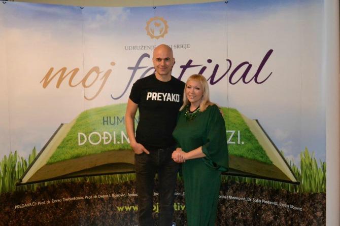 dr Sasa Plecevic Humanitarna manifestacija MOJ FESTIVAL nadmašila očekivanja!