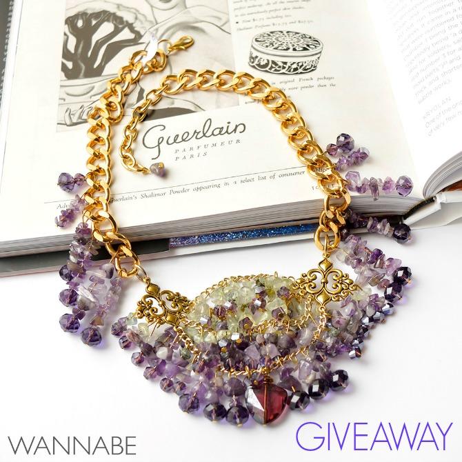 fb giveaway ogrlica Wannabe Instagram Giveaway: Poklanjamo ti ogrlicu!