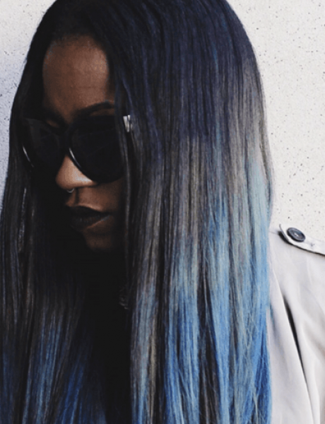 Da li je kosa u boji TEKSASA novi trend?