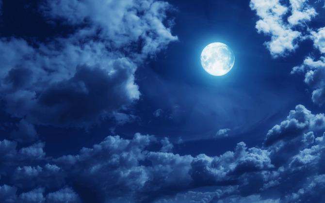 mesec Šta PUN MESEC 22. februara znači za vaš horoskopski znak?