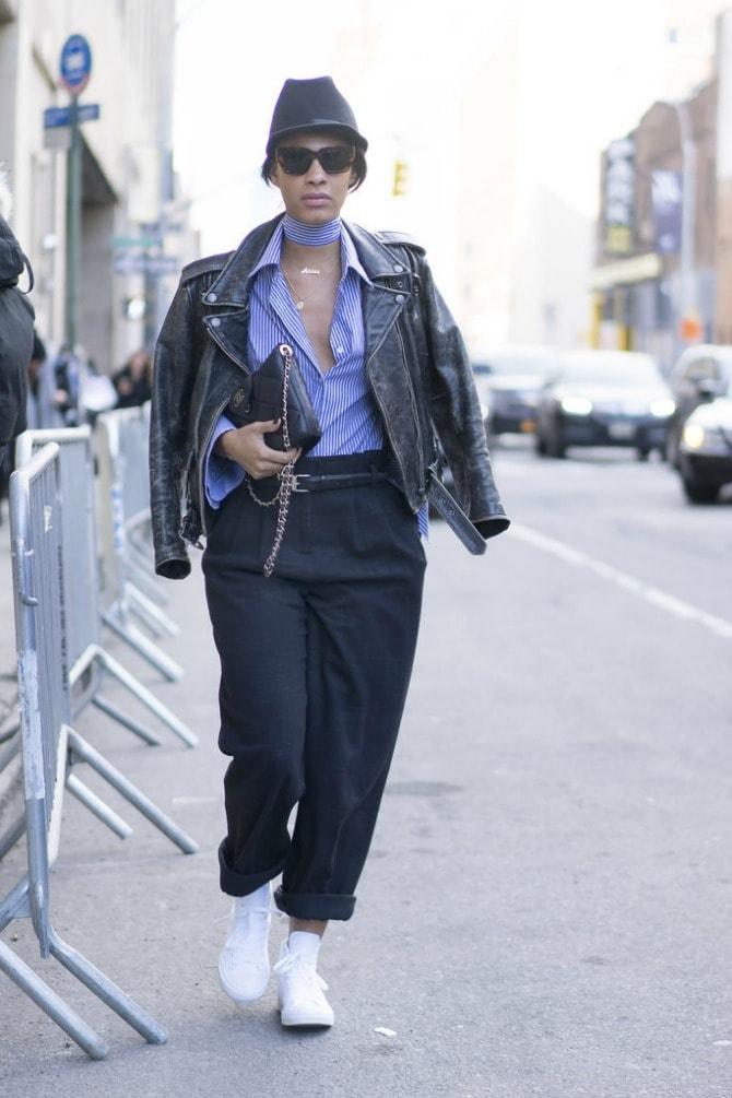 modna kombinacija min Street Style: Nedelja mode u Njujorku