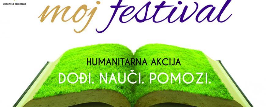 Kneginja Jelisaveta Karađorđević otvara Moj festival