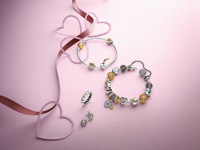 pandora Poklonite joj najlepši poklon za Dan zaljubljenih