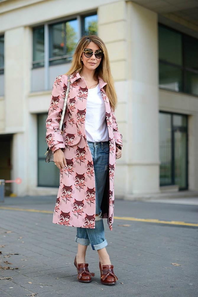 pink cat coat Kako da nosite PINK ovog proleća