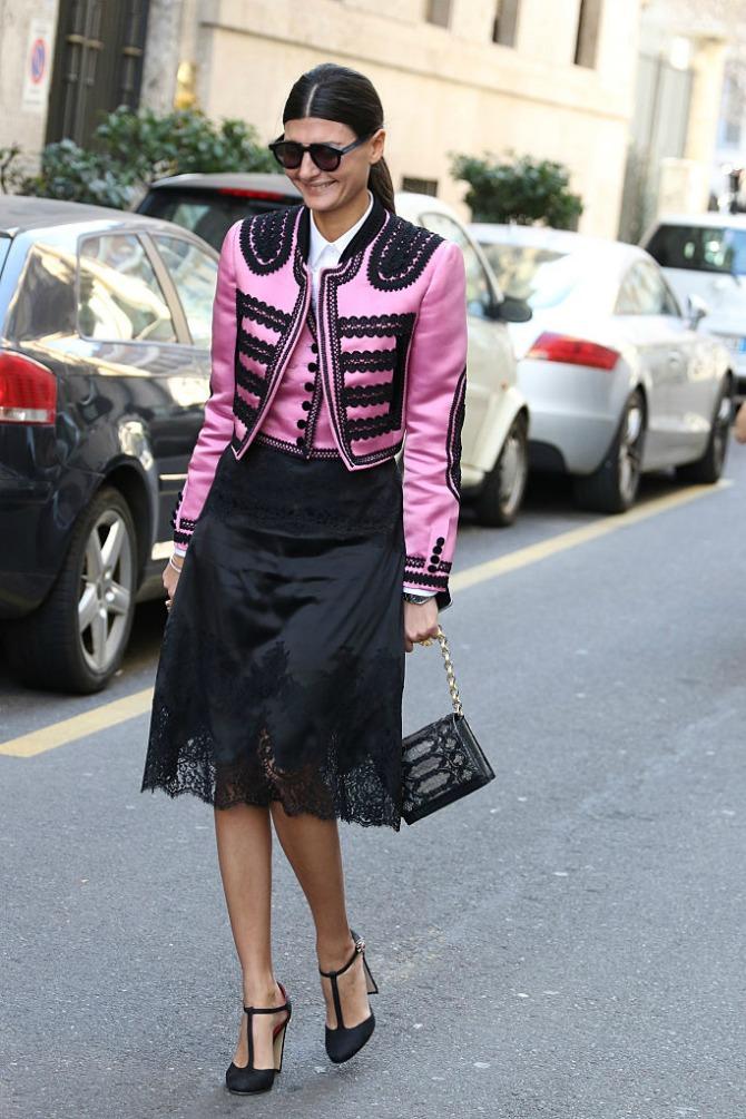 pink paris street style Kako da nosite PINK ovog proleća