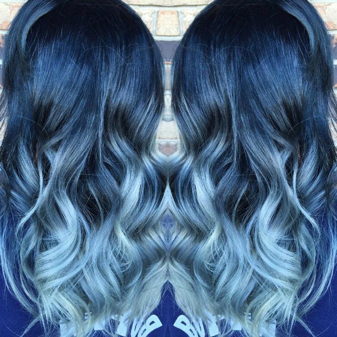 plava1 Da li je kosa u boji TEKSASA novi trend?