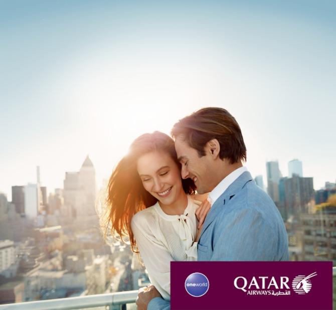 qatar airways Putovanje za Dan zaljubljenih? Savršen poklon!