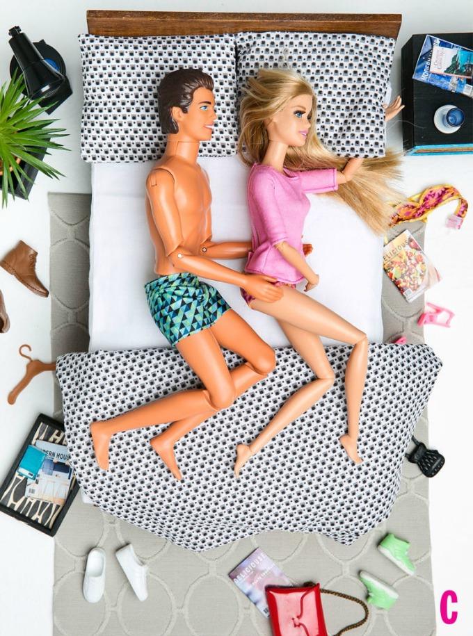 sta nacin na koji spavate govori o vasoj vezi 3 Otkrivamo: Šta položaj u kojem SPAVATE govori o vašoj vezi?