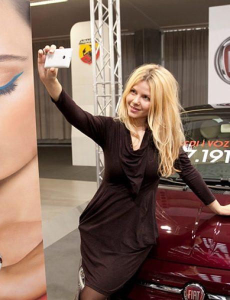 Ti Amo Fiat 500: Dva legendarna brenda Fiat 500 i Collistar održali su čas italijanskog stila