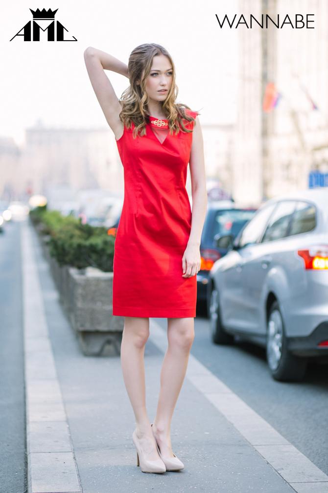 AMC modni predlog Wannabe magazine 17 Modni predlog AMC: Jednobojne haljine koje će SVAKA DEVOJKA obožavati