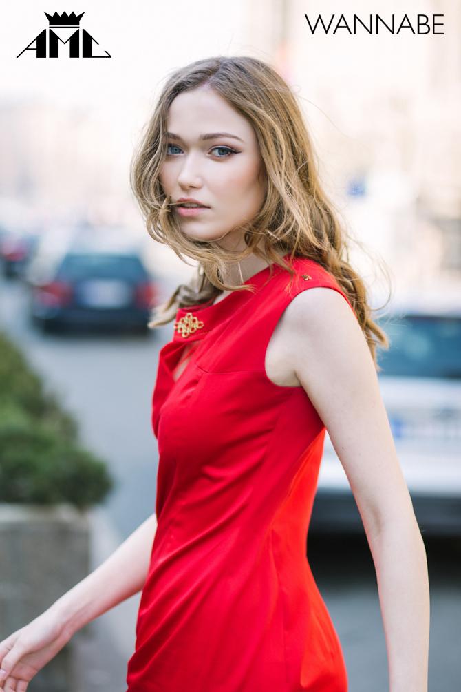 AMC modni predlog Wannabe magazine 18 Modni predlog AMC: Jednobojne haljine koje će SVAKA DEVOJKA obožavati