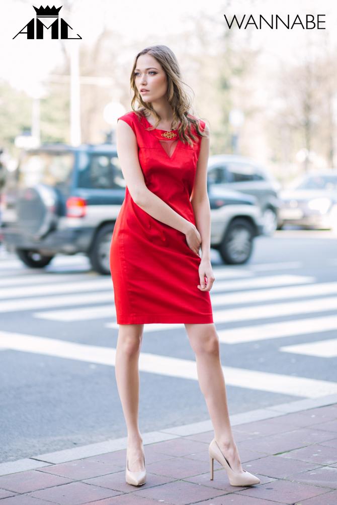 AMC modni predlog Wannabe magazine 19 Modni predlog AMC: Jednobojne haljine koje će SVAKA DEVOJKA obožavati