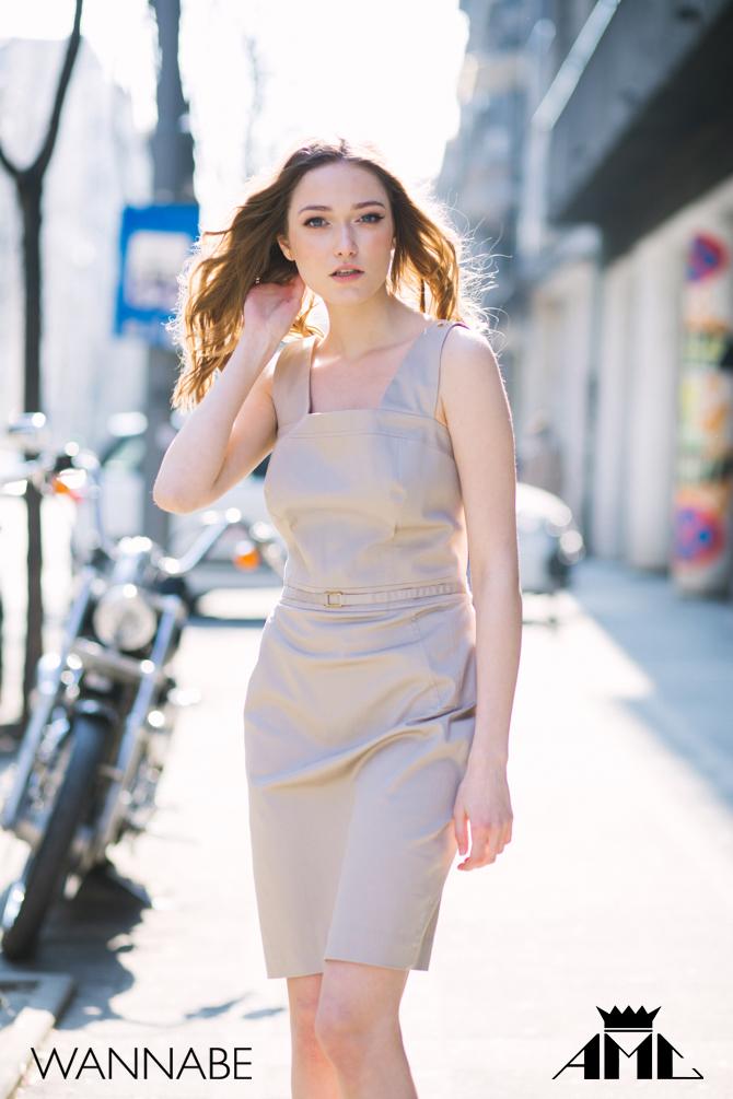 AMC modni predlog Wannabe magazine 20 Modni predlog AMC: Jednobojne haljine koje će SVAKA DEVOJKA obožavati