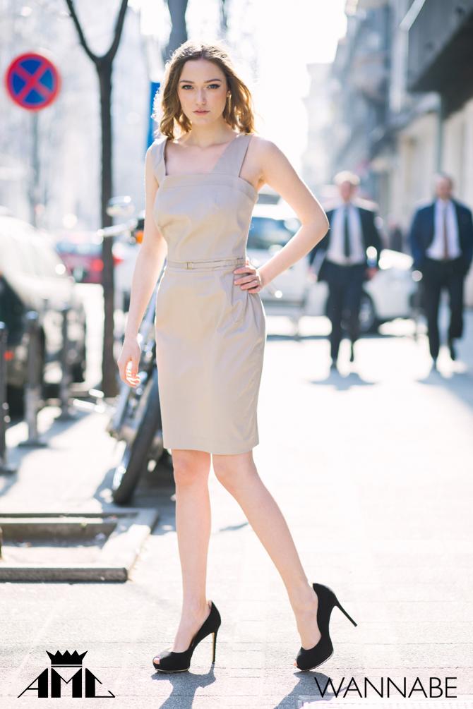 AMC modni predlog Wannabe magazine 23 Modni predlog AMC: Jednobojne haljine koje će SVAKA DEVOJKA obožavati