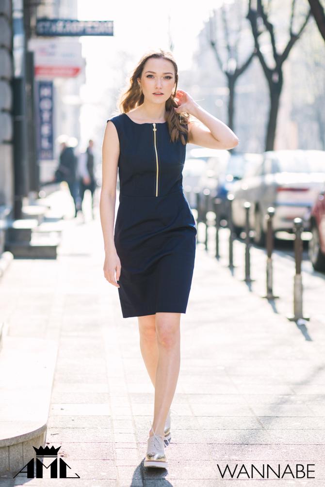 AMC modni predlog Wannabe magazine 27 Modni predlog AMC: Jednobojne haljine koje će SVAKA DEVOJKA obožavati