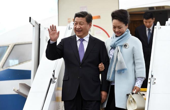 Avion Modne lekcije kojima nas uči prva dama Kine