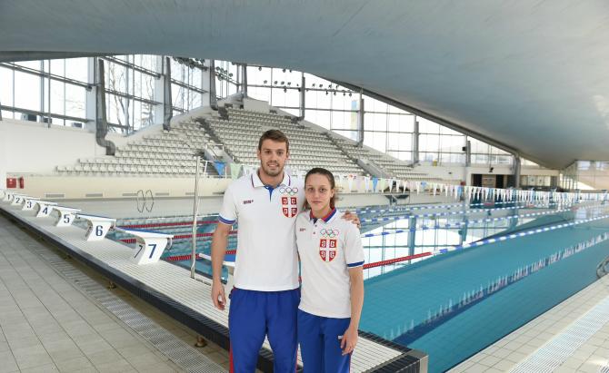 Bazen Ko je nova i velika podrška Olimpijcima u Riju?