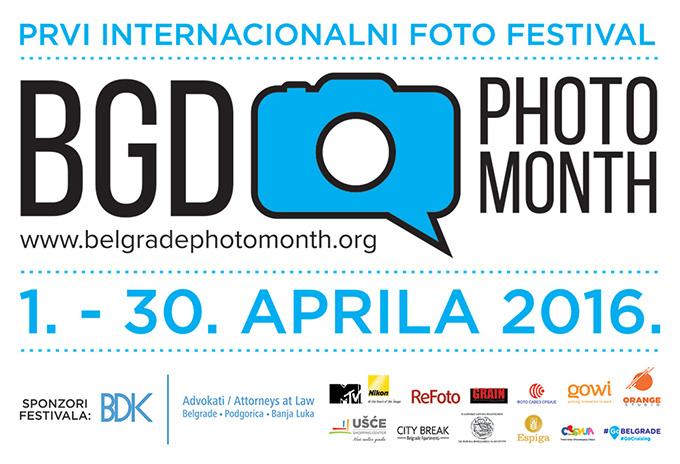 BelgradePhotoMonth najava web Beogradski mesec fotografije