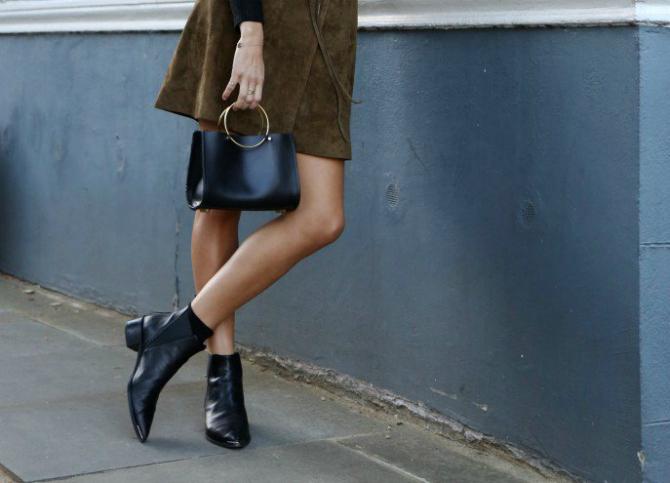 Crno3 Kombinacije tašni i cipela koje će SVAKU ŽENU inspirisati