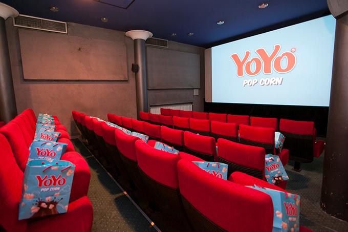 Druzenje u bioskopu YoYo Pop Corn Magična kombinacija ukusa