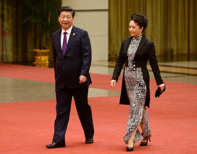 Frak Modne lekcije kojima nas uči prva dama Kine