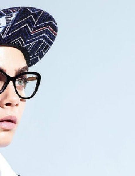 Kara Delevinj se vratila manekenstvu u kampanji za Chanel (GALERIJA)