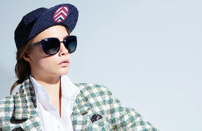 Kara2 Kara Delevinj se vratila manekenstvu u kampanji za Chanel (GALERIJA)