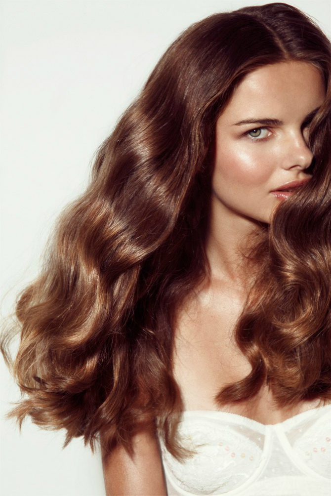Kosa1 Obojite kosu na PRIRODAN način voćem i povrćem