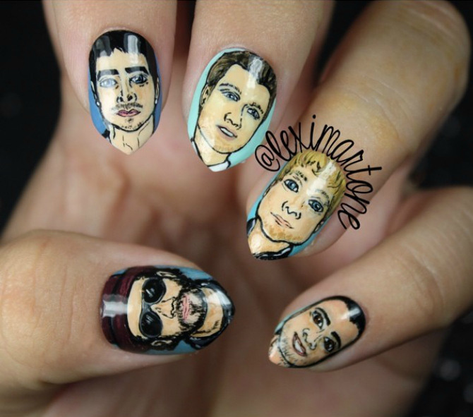 Likovi Bizarnost ili trend: Likovi POZNATIH ličnosti na noktima