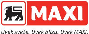 Maxi logo Knjiga recepata Modna varjača: Kuvaj poput modnih ikona