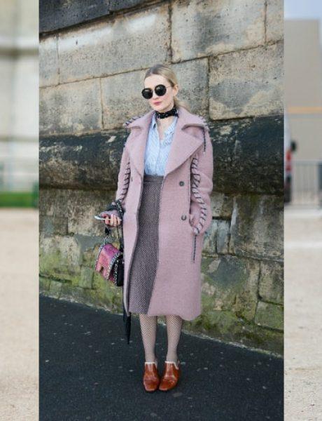 Street Style: Nedelja mode u Parizu 2016. godine