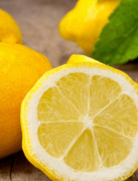 Kako limun TOPI kilograme