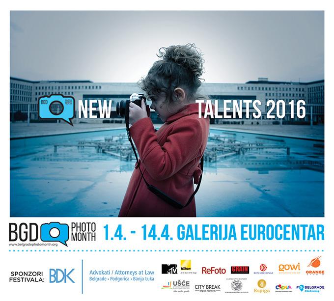 NewTalents najava web Beogradski mesec fotografije