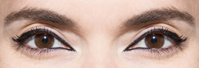 Oci 1 5 načina ŠMINKANJA za 5 tipova očiju