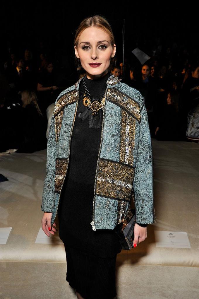 Olivia Palermo Ženstvena snaga i individualnost kolekcije H&M Studio AW16