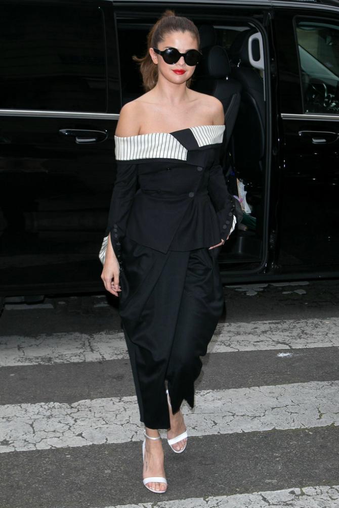 Selena 3 Selena Gomez kao PRAVA Parižanka (GALERIJA)